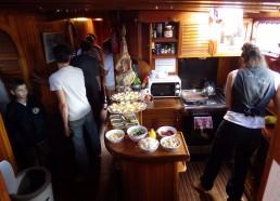 Visite du Bora bora par nos guides Loïc et Christophe