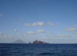 Un autre îlot proche de l'île de Panarea