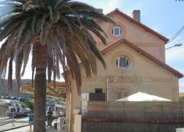 Gare de l'île rousse