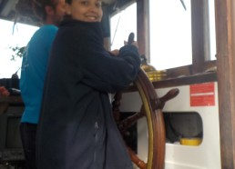 La capitaine Intissar