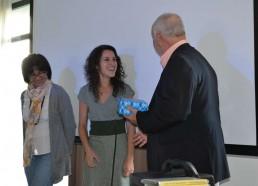 4ème place pour St Nazaire. Un prix pour leur ténacité leur est remis, car depuis la création de l'association, ils occupent toujours la 4ème place !!!