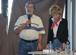 Jean Claude ALLEGRE parle du projet « Terre et Mer »