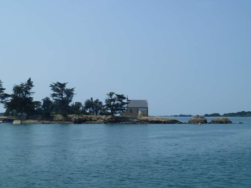Navigation vers l\'Ile Boedic
