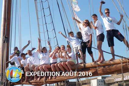 Expedition août 2016