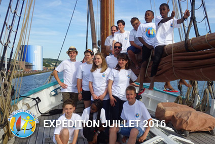 expedition juillet 2016