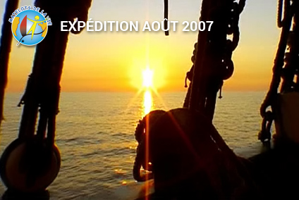 Expedition août 2007