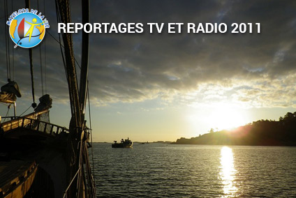 Reportages tv & radio 2011