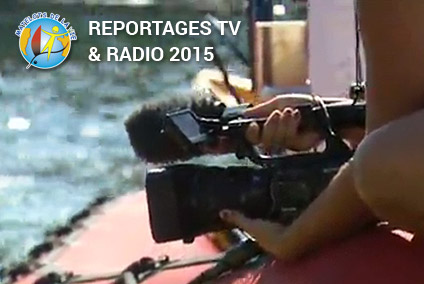 reportages TV radio 2015