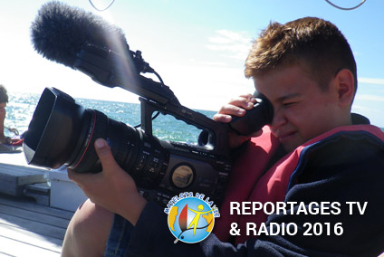 Reportages TV & Radio 2016